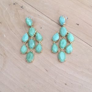 Stella & Dot chandelier earrings